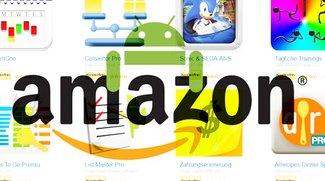 Amazon schenkt euch 29 Apps im Wert von über 100€!