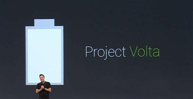 """Android L """"Project Volta"""": Erster Akku-Test mit vielversprechenden Ergebnissen – 36 Prozent mehr Laufzeit"""