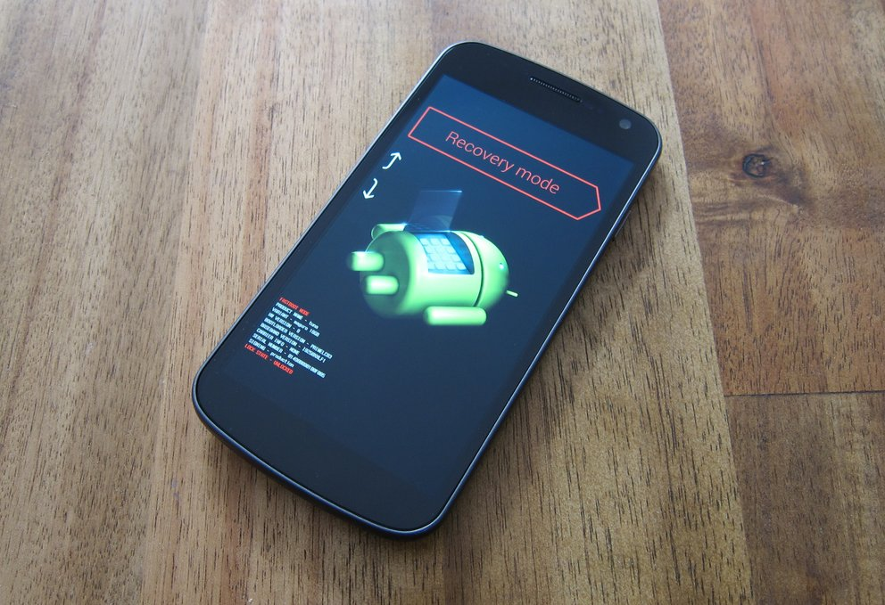 android-recovery-modus