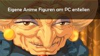 Eigenen Anime Charakter erstellen mit Generator
