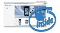 """Der """"geheime"""" eBay-Store von Apple: iPhone 5 im Angebot"""