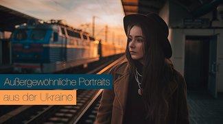 Außergewöhnliche Portraits aus der Ukraine - Anton Muhin