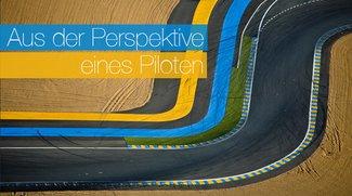 Faszinierende Fotos aus der Perspektive eines Piloten
