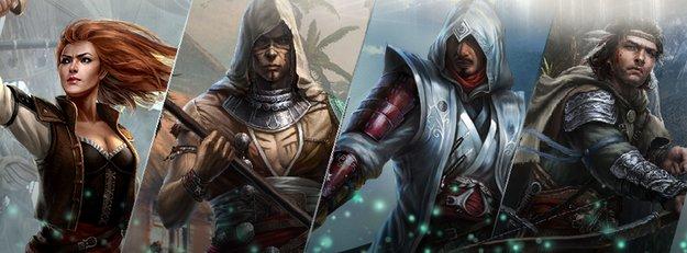 Assassin's Creed Memories: Neuer iOS-Ableger angekündigt