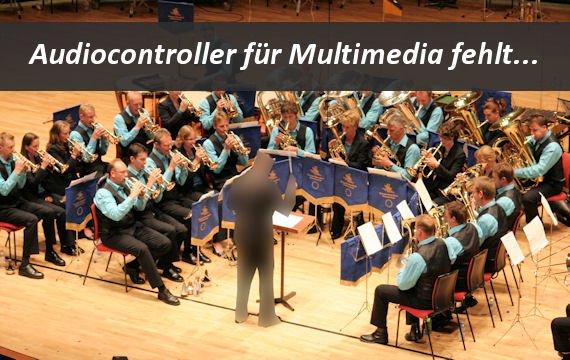 Audiocontroller für Multimedia fehlt - Was tun?