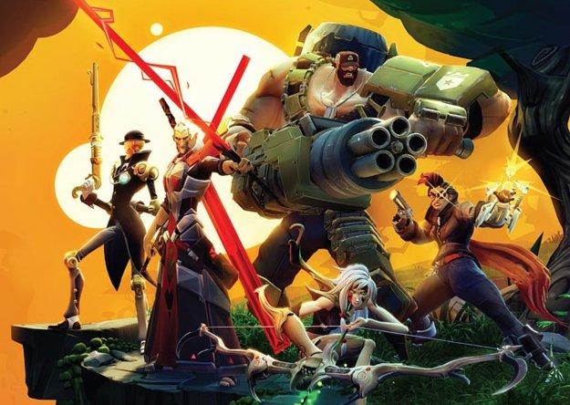 Battleborn: Free-2-Play MOBA von Gearbox angekündigt!