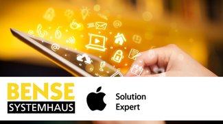 Stellenangebot: Systemberatung & Vertrieb IT-Lösungen mit Schwerpunkt Apple
