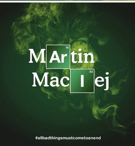 Awesome Breaking Bad Logo Mm