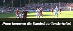 Bundesliga Sonderhefte 2019/2020: Wann gibts Kicker, Sport Bild, 11 Freunde und Co.?