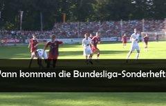 Bundesliga Sonderhefte...