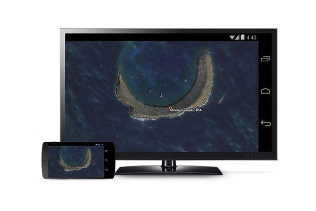 Chromecast-App: Update bringt Screencasting-Funktion für ausgewählte Geräte [APK-Download]