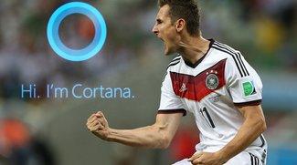 Deutschland gegen Frankreich: Siri-Konkurrent Cortana weiß bereits, wer gewinnt