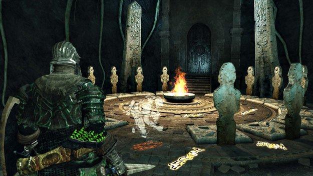 Twitch plays Dark Souls beendet, Community versucht sich nun an Dark Souls 2
