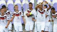 U19 EM 2014 Deutschland - Österreich: alle Tore und Zusammenfassung