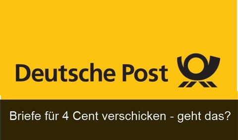 Weltpostvertrag Briefe Für 4 Cent Verschicken Geht Das