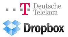 Deutsche Telekom: Partnerschaft mit Dropbox