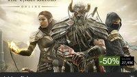 Elder Scrolls Online: Noch bis 19 Uhr 50% auf Steam sparen