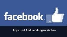 Facebook: Verknüpfte Apps löschen & Verbindung zu Spielen und Anwendungen aufheben