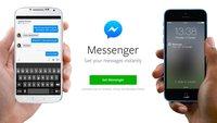 Facebook: Nachrichten ab dieser Woche nur noch über Messenger-App