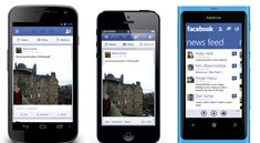 Facebook Mobile: Unterwegs sozial interagieren