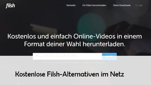 Filsh: MP3 und Video Download im Browser - gute Alternativen