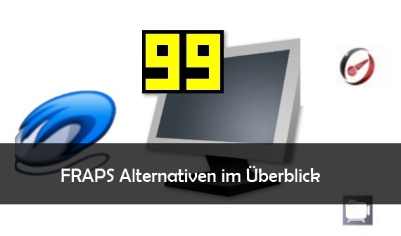 Fraps Alternativen: Video-Capturing für Games