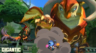 Gigantic: Neues MOBA vom StarCraft & Guild Wars-Designer
