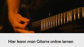 Gitarre lernen online: Die besten Gratis-Kurse im Netz