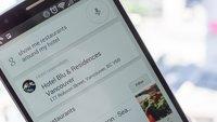 Google Now: Zeigt Hotelreservierungen und interessante Orte in der Nähe