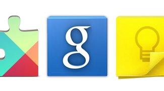 Google Apps: Beta-Test von Google Suche, Play Services und Google Keep möglich