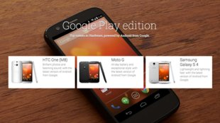 Google Play-Editions: Alte Geräte aus dem Play Store entfernt