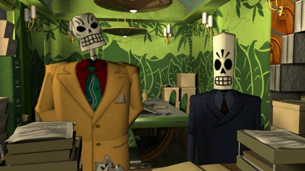 Grim Fandango: Remake kommt ebenfalls für PC, Mac & Linux