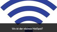 Hotspot Finder – Zugänge von Kabel Deutschland, Telekom, Vodafone finden