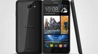 HTC Desire 516: Günstiges Dual-SIM-Smartphone mit Vanilla Android vorgestellt