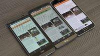 LG G3: Modifizierter Kernel soll Überzeichnung des Displays beheben