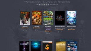 Humble Weekly Bundle: Gamepedia & Curse bringen euch Indie-Titel
