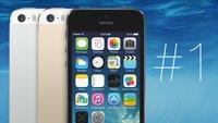 iPhone weiterhin die Nummer 1 in den USA