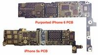 Leiterplatte aufgetaucht: iPhone 6 angeblich mit NFC