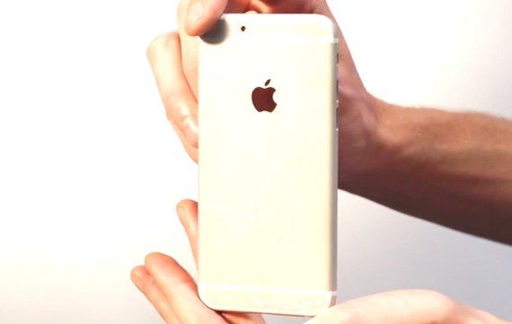 iPhone 6: Fotos und Videos sollen Rückseite zeigen