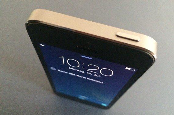 iPhone einschalten, so geht's mit und ohne Power-Button