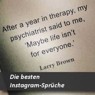 Instagram-Sprüche: Die besten Sprüche, die besten Tags
