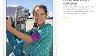 """iOS 8 Beta 4 bringt """"Tips""""-App und kleinere Veränderungen"""