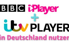 ITV Player & BBC iPlayer in...