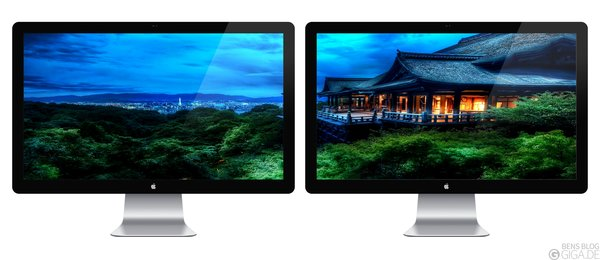 Frische Pixel 20 Atemberaubende Dual Monitor Wallpaper