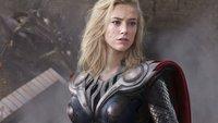 Marvel: Thor wird in den Comics durch eine Frau ersetzt