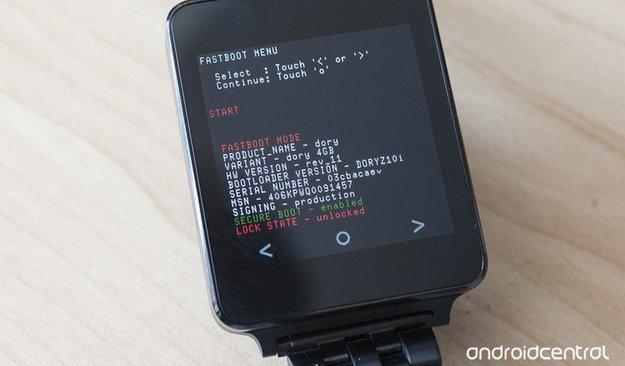 LG G Watch: Erstes Custom ROM für Android Wear-Smartwatch bereits verfügbar