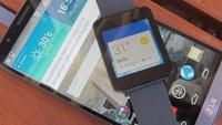 LG G Watch: Software-Update soll Ladekontakte der Smartwatch vor Korrosion schützen