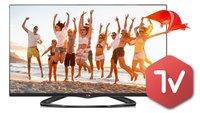 Magine auf dem LG-Smart TV: Registrierung und Login