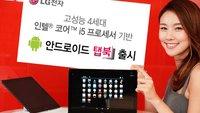LG Tab Book: 11,6 Zoll-Tablet-Netbook-Hybrid mit Android und Intel Core i5-Prozessor vorgestellt