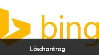 """Bing Löschformular: """"Recht auf Vergessen"""" bei Microsofts Suche"""